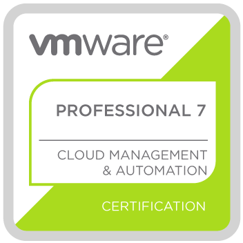VMware Cloud Certified