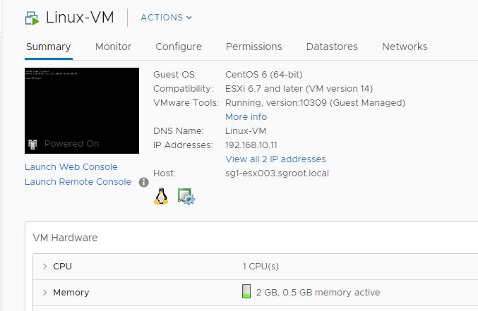 Automate vSphere Virtual Machine and OVA Appliance